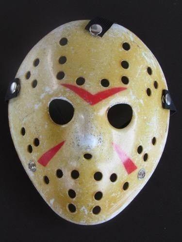 mascara jason com facão sexta feira 13 jason voorhess sword