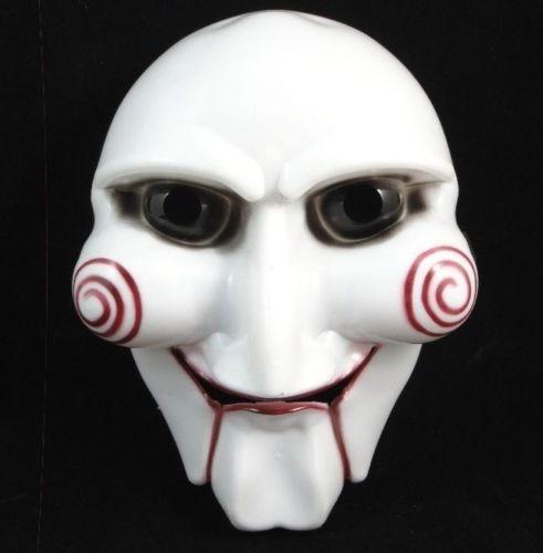 mascara jigsaw de el juego del miedo de plástico rígido