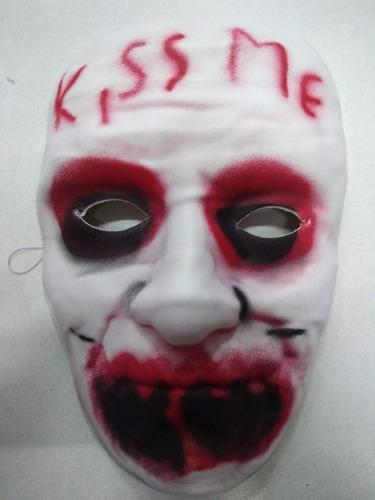 mascara la purga the purge economica goma eva halloween