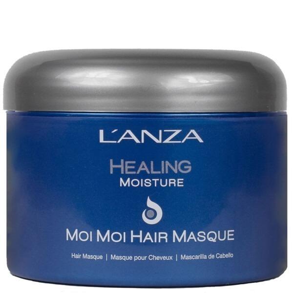 5c83e7286 Máscara Lanza Healing Moisture Moi Moi Hair Masque 200ml - R$ 169,90 em  Mercado Livre