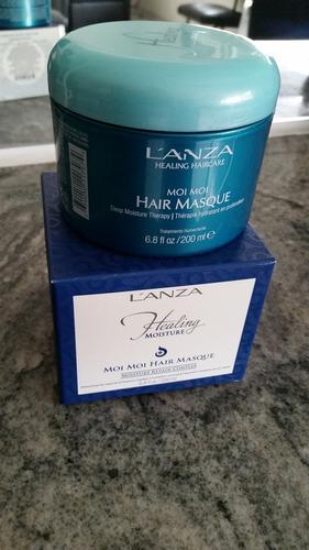 80558a81a Máscara Lanza Healing Moisture Moi Moi Hair Masque 200ml - R$ 169,00 ...