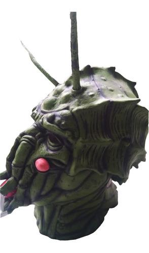 mascara latex distrito 9 insecto langosta halloween cosplay