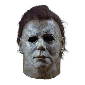 Mascara Latex Michael Myers 2018 Etiquetad Halloween Disfraz