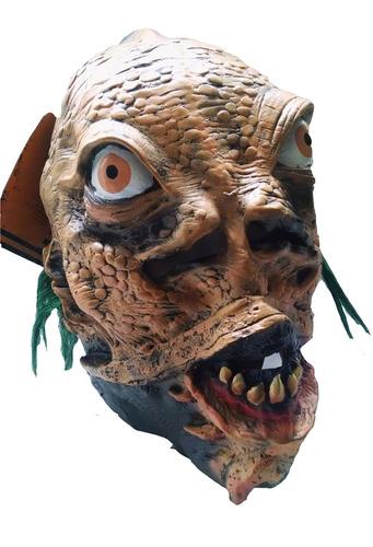 mascara latex pez mutante halloween cosplay