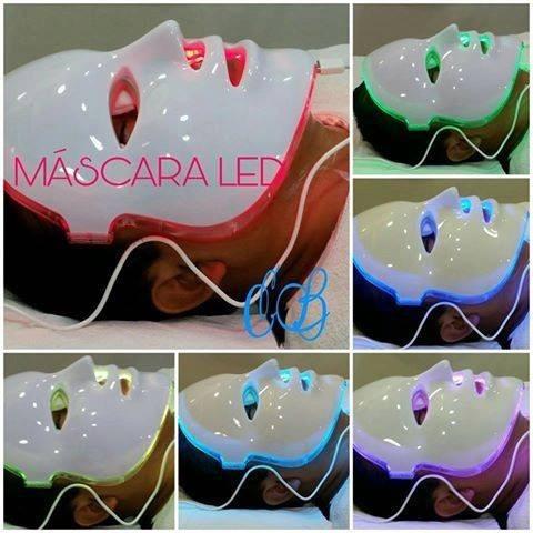 mascara led facial peru lima ventas a todo el pais