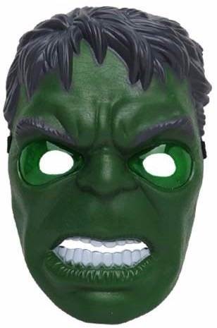 máscara led vingadores star wars ben 10 transformers outros