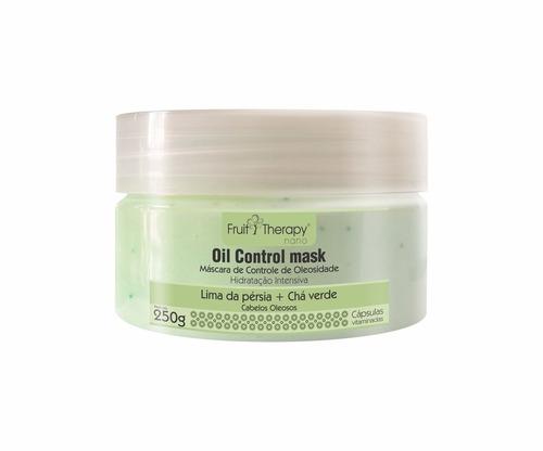 máscara lima da pérsia + chá verde fruit therapy nano 250...