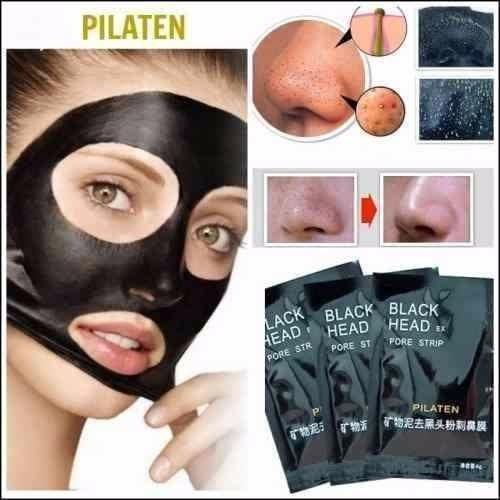 máscara limpeza pele