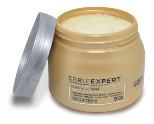máscara loreal absolut repair cortex lipidium 500g