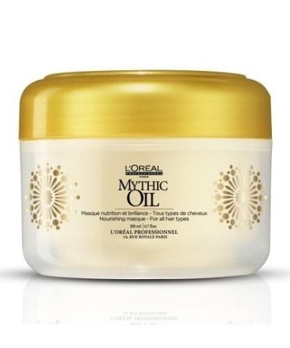 máscara loréal professional mythic oil 200ml