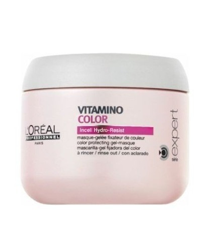 máscara loréal vitamino color 200g