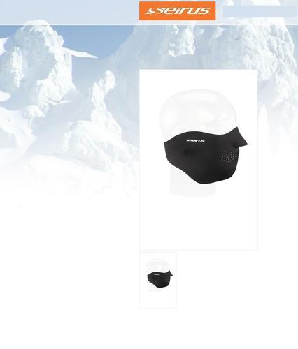 mascara marca seirus model 6805 talla m original s3 camping