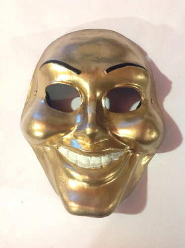 mascara mascaras purga  fibra de vidrio halloween