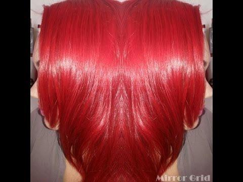 máscara matizador red vermelho hidratycollor mairibel 250g