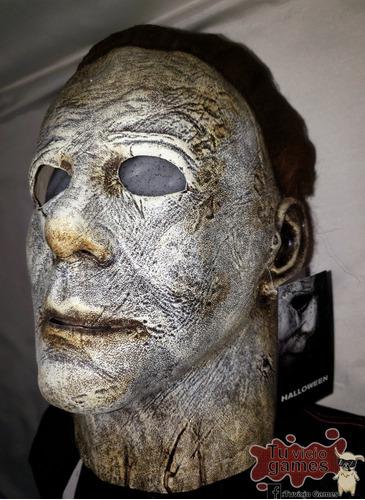 máscara michael myers halloween 2018 original trick & treat