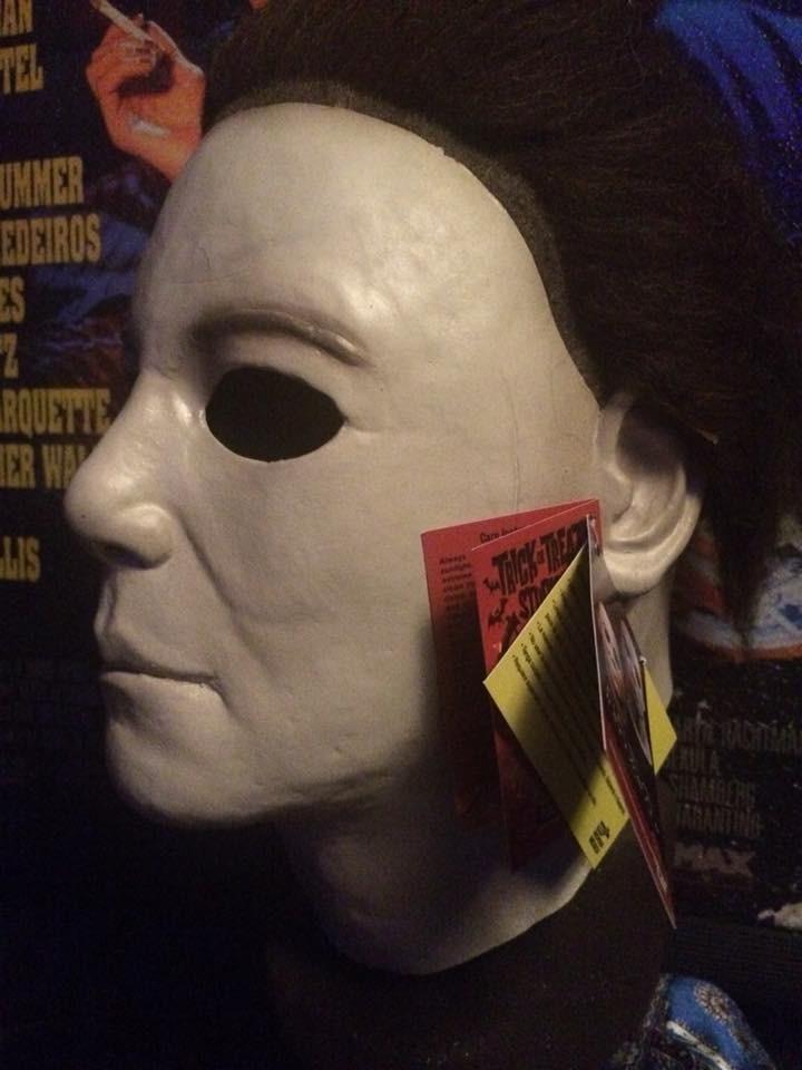 Halloween H20 Michael Myers M/áscara Deluxe