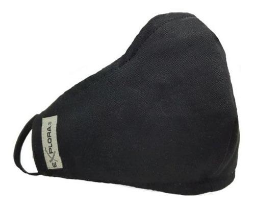 mascara moto cara proteccion  algodon nariz obligatorio