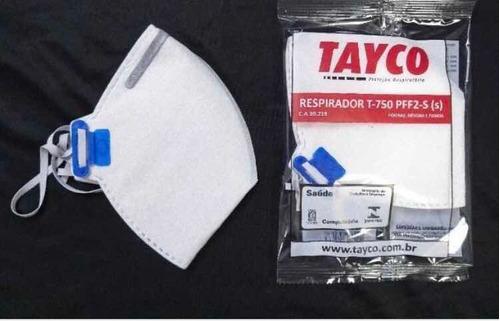 máscara n95 pff2 tayco