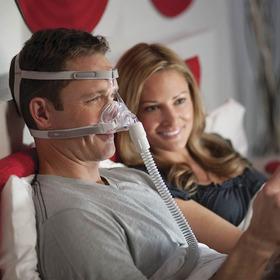 Mascara Nasal Para Cpap Philips Respironics Modelo Pico