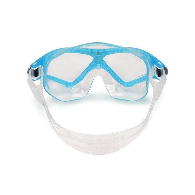 d851907b6 Máscara Natação Seal Xp 2 Lente Transparente Aqua Sphere - R$ 146,96 ...