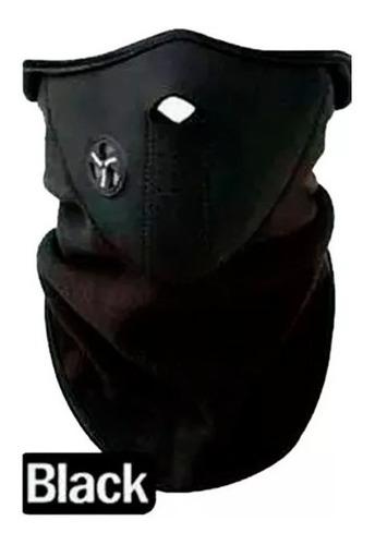 mascara neoprene cuello polar ventilacion invierno sti motos