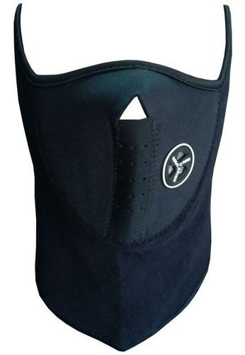 mascara neoprene polar respirador pack x 12 unid - sti motos