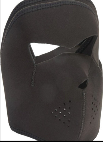 máscara neopreno para rostro coleman