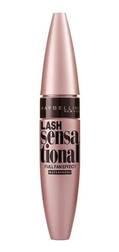 mascara ojos lash sensational maquillaje maybelline