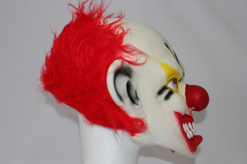máscara palhaço assassino halloween mal terror fantasia
