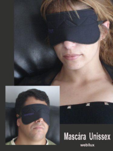 mascara para dormir, tapa olho, viseira  magnética