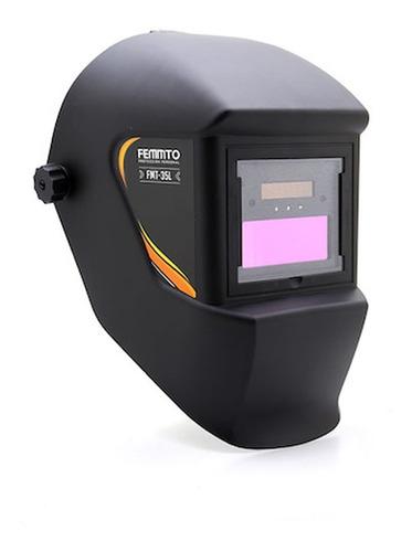 mascara para soldar fotosensible automatica con luz led
