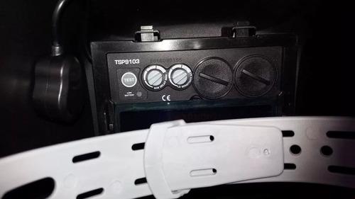 mascara para soldar modelo tsp9103 marca total.