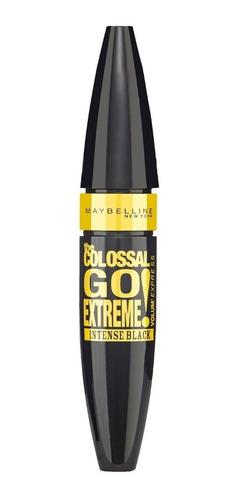 mascara pestañas maybelline the colossal go extreme intense