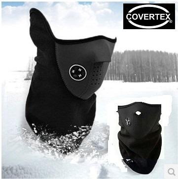 mascara polar neopren oreja + guantes termicos primera piel