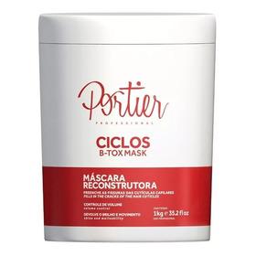Máscara Portier Btox Ciclos 1 Kg