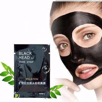 máscara preta removedora cravos black head envio em 24hs