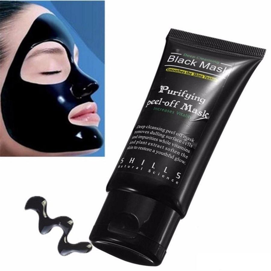 Mscara Preta Removedora De Cravos Black Mask Shills 50ml R 3400 Carregando Zoom