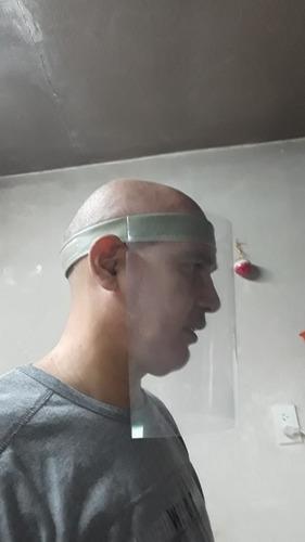 mascara proctectora facial reutilizable barrera sanitaria