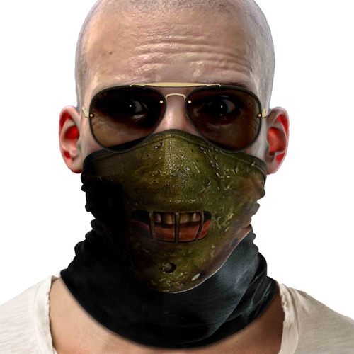 mascara proteção facial bandana canibal lenço balaclava 0001