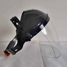Mascara Protector Facial  Casco Policarbonato Resistente