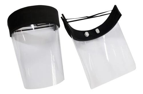 máscara protector facial barrera sanitaria - factura a / b