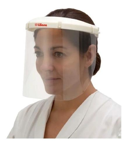 máscara protectora facial aspen/liliana reutilizable a bacte
