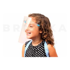 Mascara Protectora Facial Para Niños Con Gafas Incluidas