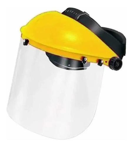 mascara protectora facial profesional regulable rebatible