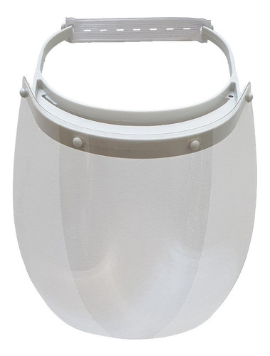 mascara protectora vincha proteccion pet inyectada x10 unid.
