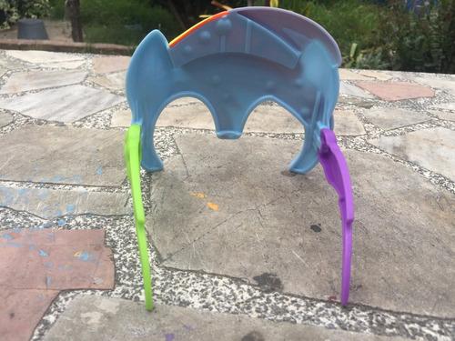 mascara rainbow dash my little pony mc donald 2015