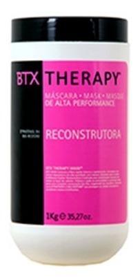 mascara reconstrutora btx - alta performance 1kg