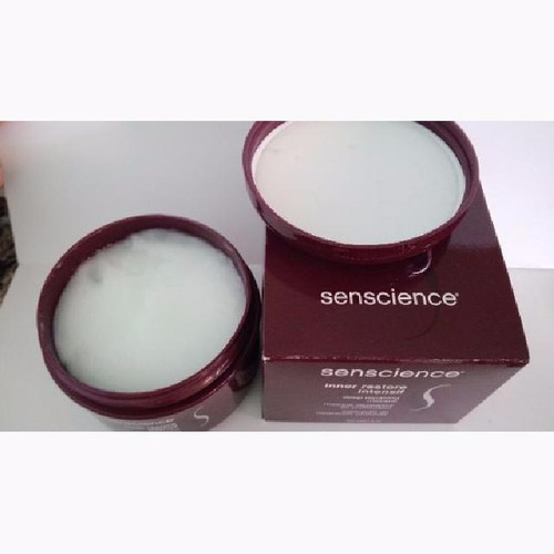 mascara reparadora senscience inner restore intensif  150ml