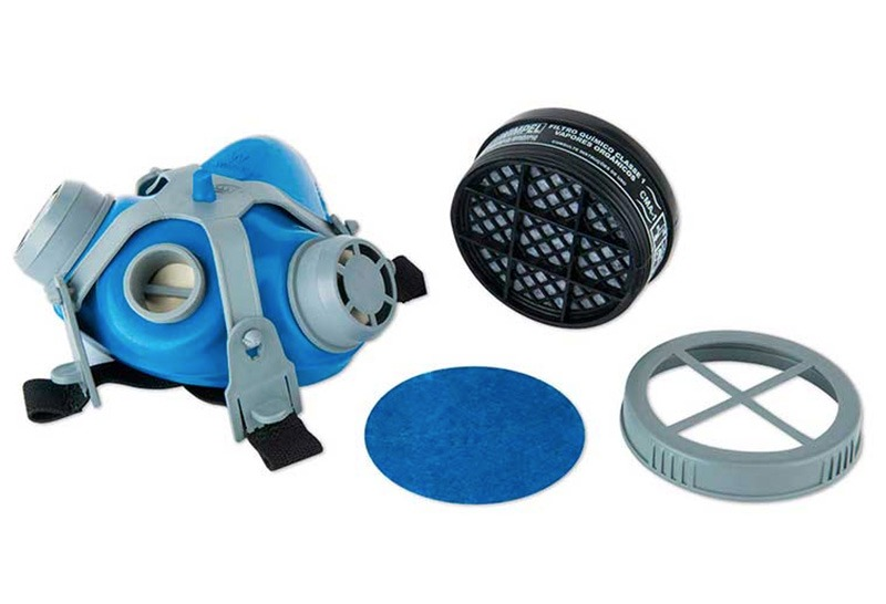 1d1624a58056e Mascara Respirador 1 4 Semi Facial Masst Wimpel - R  41,61 em Mercado Livre