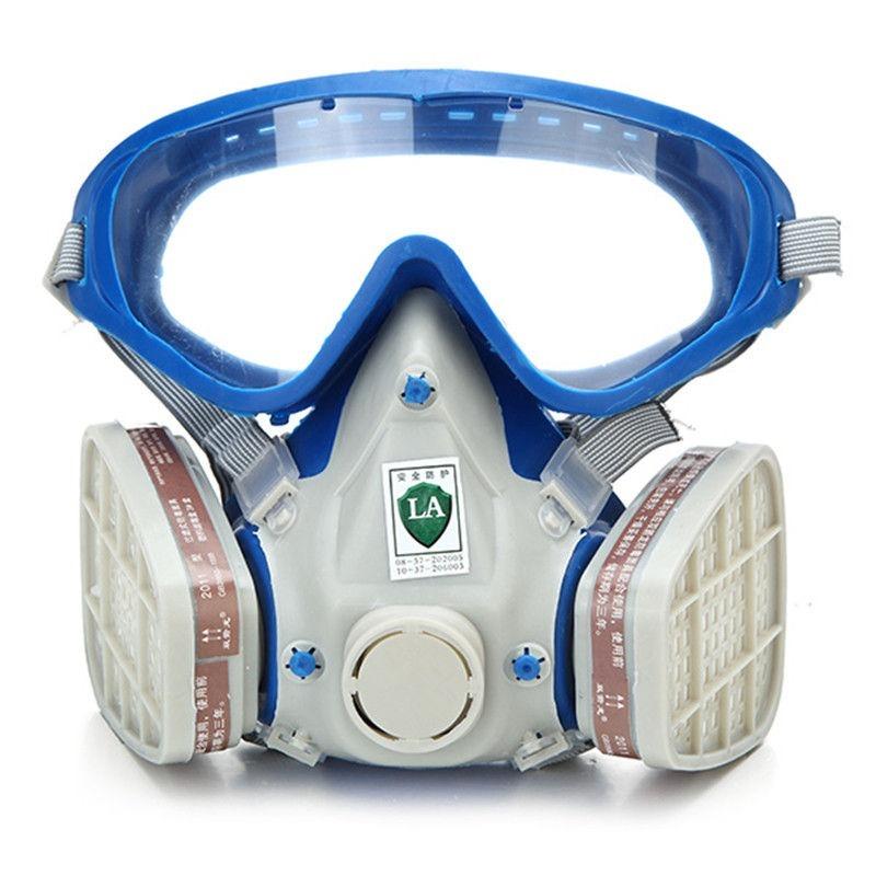 mascara respirador facial pintura gases ácido formol veneno. Carregando  zoom. b3522a91f0